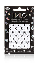 HALO Moonbeam Nail Stickers