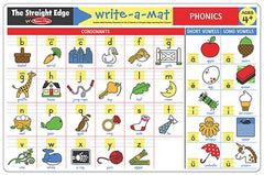 Write-a-Mat Phonics Placemats