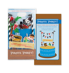 Pirate Party Cake Decorating Set