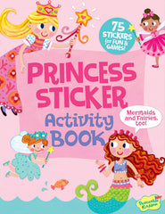 Princess Sticker Activity Book