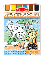 Melissa & Doug Paint with Water Safari Scenes