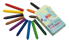 Moulin Roty Mini Wax Crayons