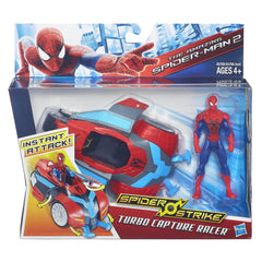 Spider-Man Spider Strike Turbo Capture Racer