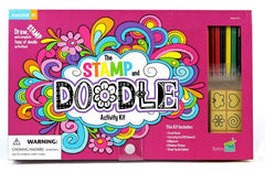 Stamp and Doodle Activity Kit