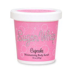 Sugar Whip Body Scrub - Cupcake Scented