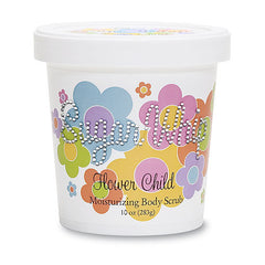 Sugar Whip Body Scrub - Flower Child Scented