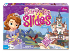 Sofia the First Surprise Slides Board Game