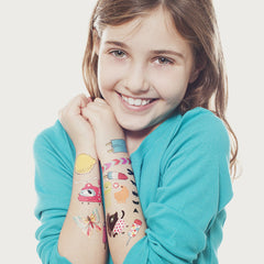 Tattly Tattoos- Kids Mix 2 Set