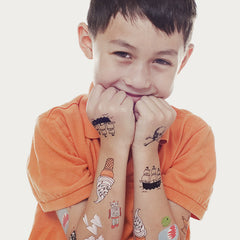 Tattly Tattoos- Kids Mix 1 Set
