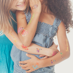 Tattly Tattoos- Menagerie Set