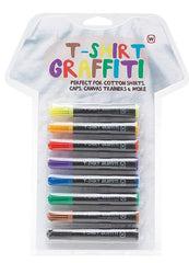 T-Shirt Graffiti Markers