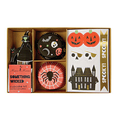 Something Wicked Cupcake Kit