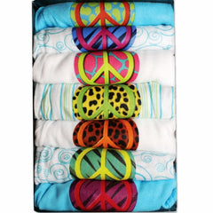 Wild Peace Underwear- 7 Pack