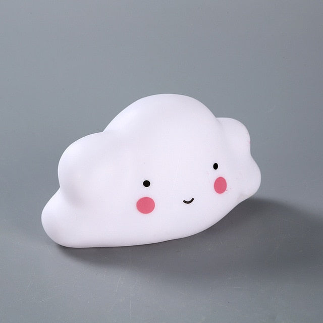 LED Night Light Cute Cloud