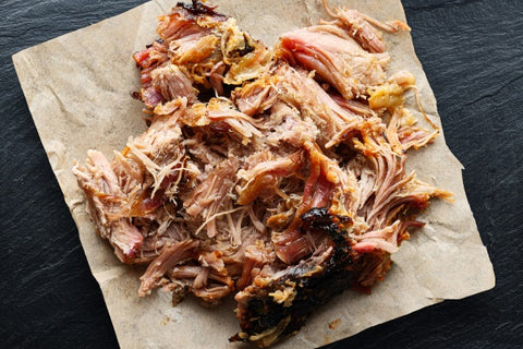 Saturday BBQ - Pulled Pork