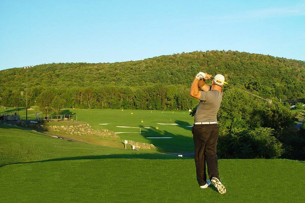 2021 Black Bear Driving Range Plan