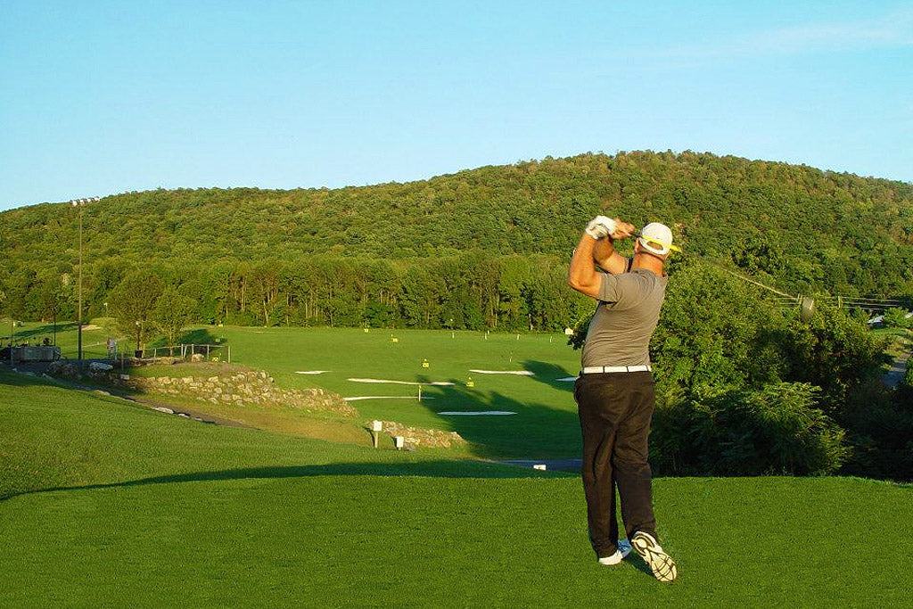 2019 Black Bear Driving Range Plan