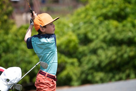 2018 Junior Black Bear Driving Range Plan