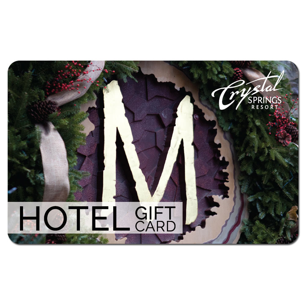 Hotel Gift Card - Version 2