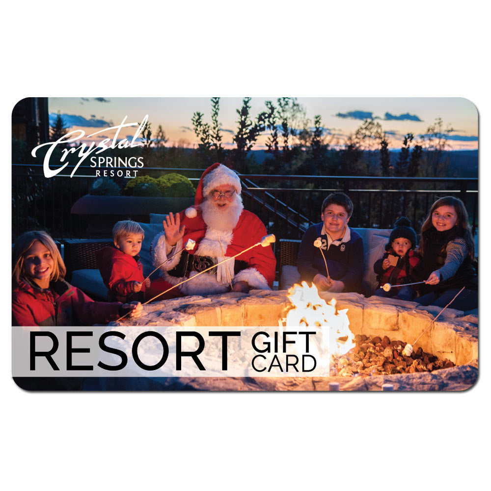 Resort Gift Card - V3