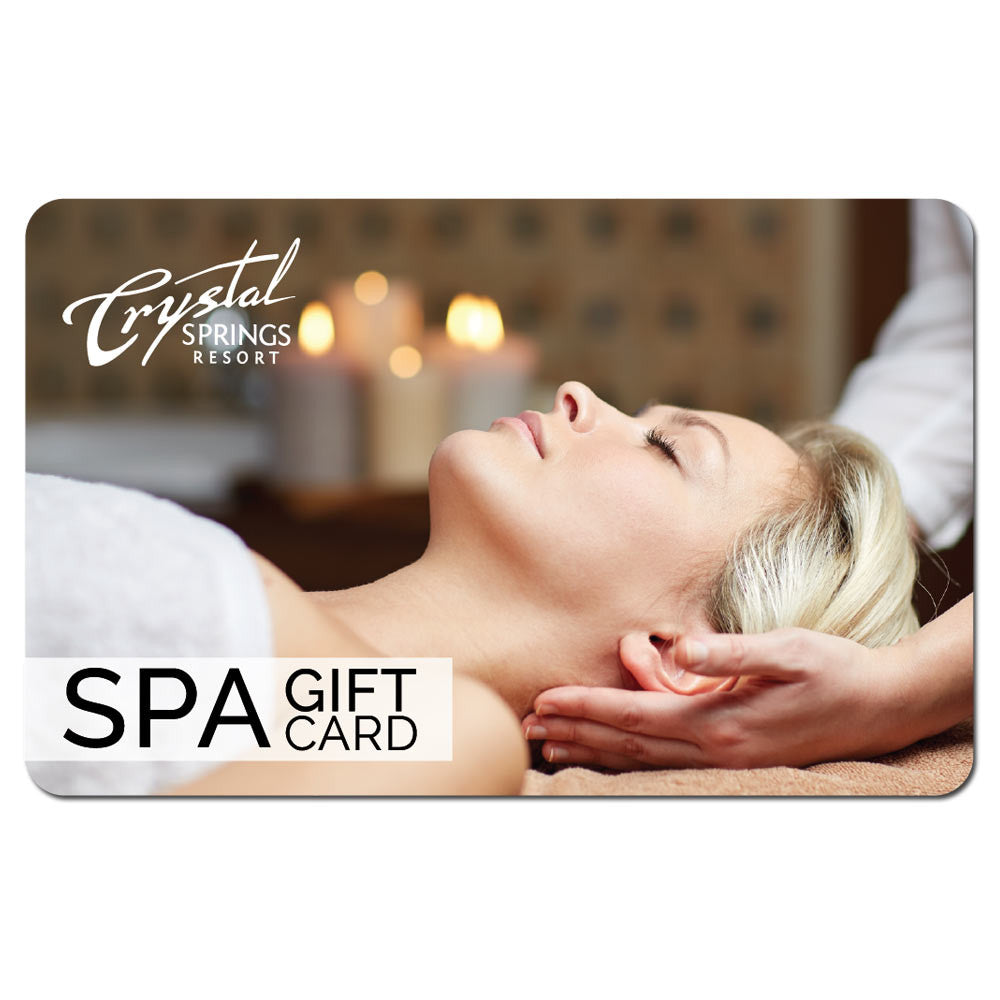 Spa Gift Card - Version 2