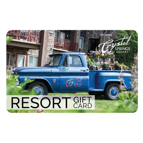 Resort Gift Card - V6