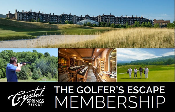 The Golfer's Escape Membership