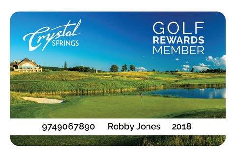 2018 Rewards Membership