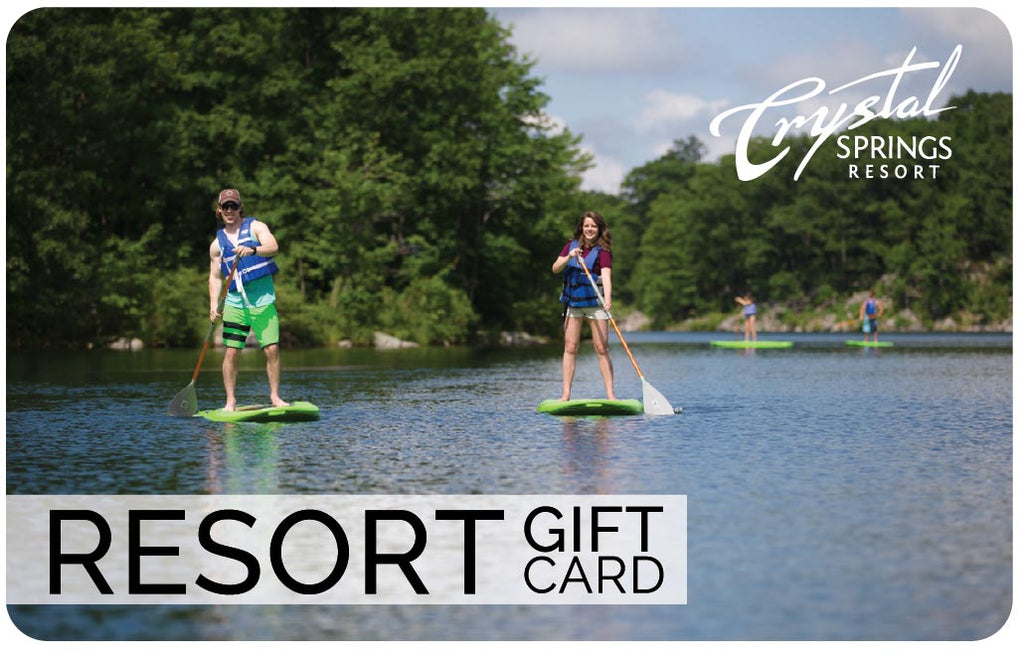 Resort Gift Card - Version 8