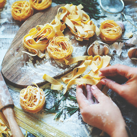 The Art of Fresh Pasta