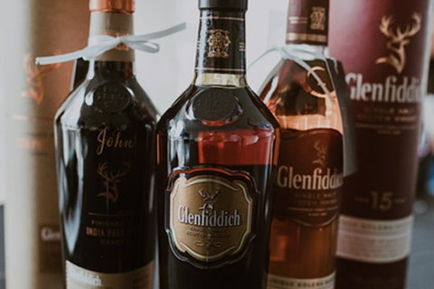 Glenfiddich - Balvenie Higher Marks (Sat 4pm)