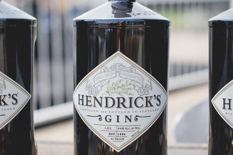 Hendrick's Afternoon Tea (Sat 2pm)