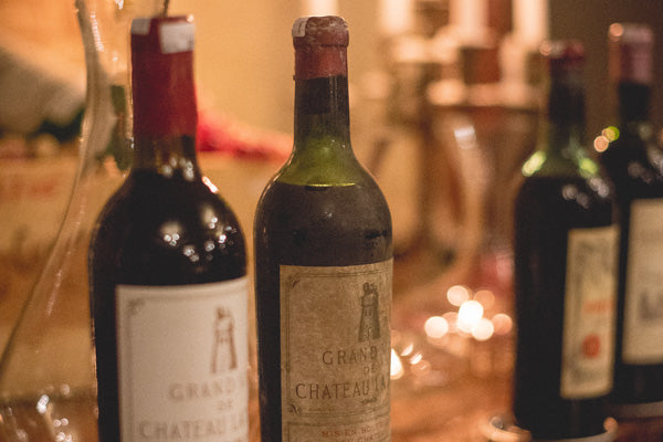 Wine Cellar Dinner (Fri 7pm)