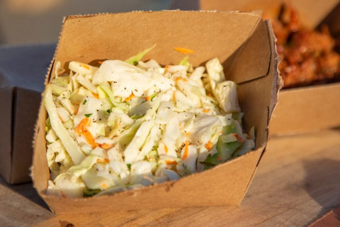 Saturday Sides - Cole Slaw