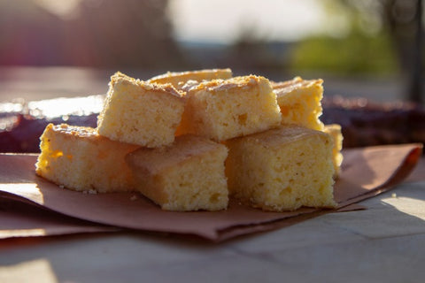 Saturday Sides - Corn Bread