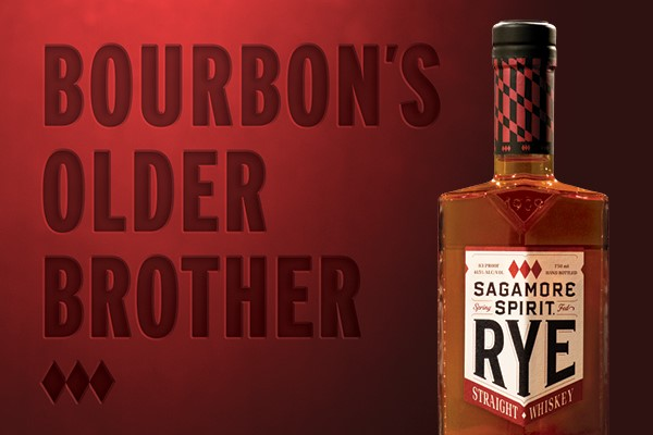 Bourbon's Older Brother: Rye Whiskey (Sat 3pm)