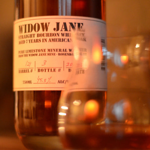Craft Whiskey Spotlight: Widow Jane Distillery