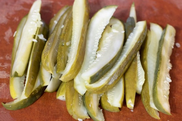 Saturday Sides - Kosher Dill Pickles