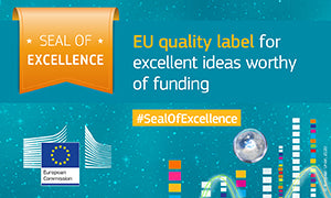 Seal of Excellence - EU Quality Label - SunSense