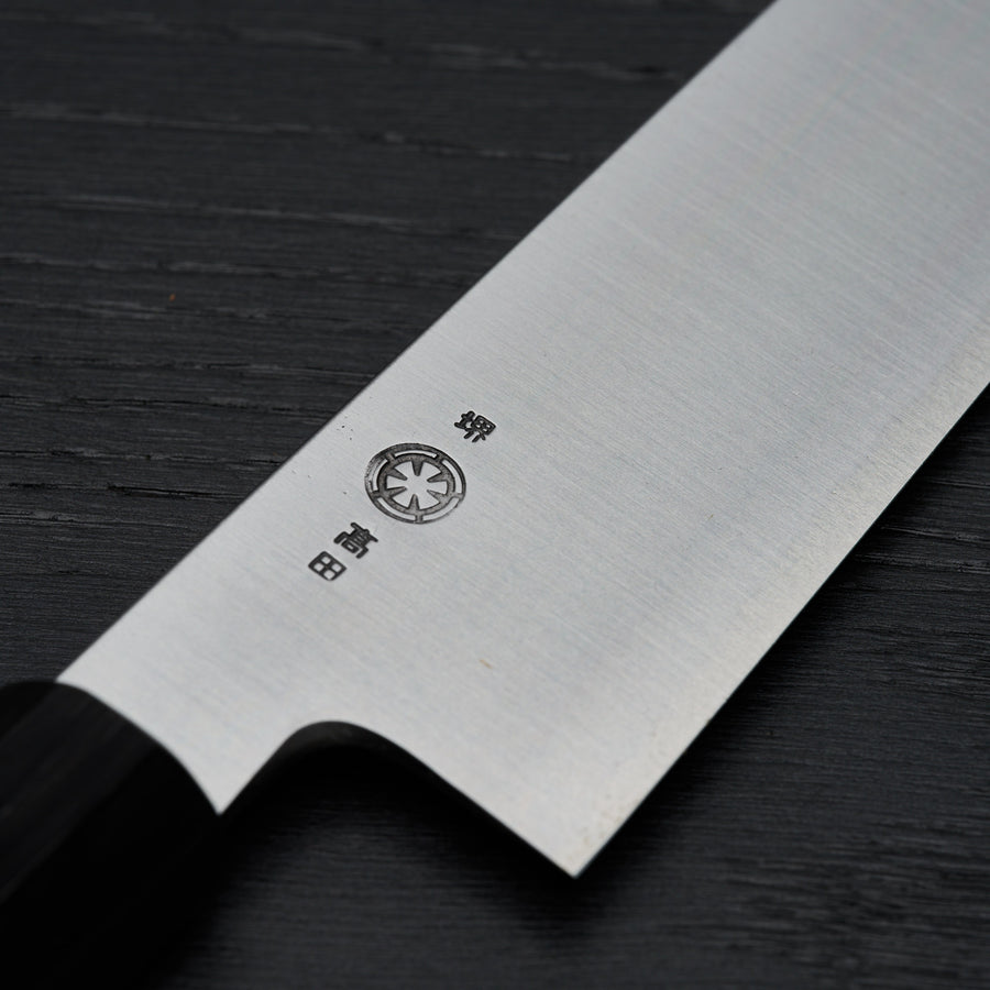 Takada no Hamono HH White #2 Gyuto 210mm Ho Wood Handle