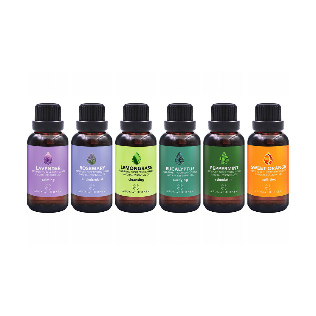 6-Pack Essential Oil 1oz
