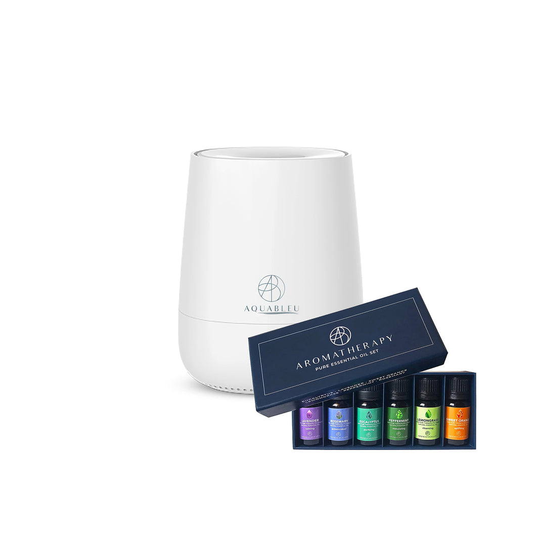 AURA Essential Oil Diffuser Set