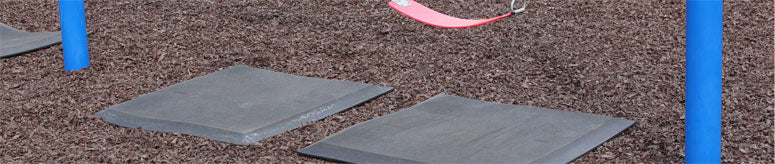 Playground mats to go underneath swings or playground equipment of all kinds