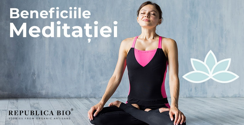 Beneficiile meditației