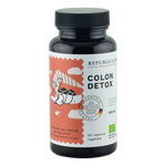 Colon Detox (500 mg) supliment alimentar Ecologic Republica BIO, 90 capsule (53,5 g)