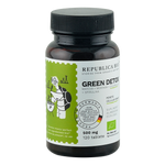 Green Detox (500 mg) supliment alimentar Ecologic Republica BIO, 120 tablete (60 g)