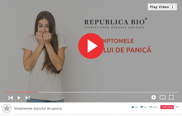 Atacul de panică - Video Republica BIO