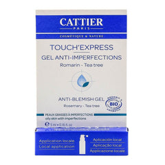Tratament pentru ten Cattier Touch Express, bio, 5 ml