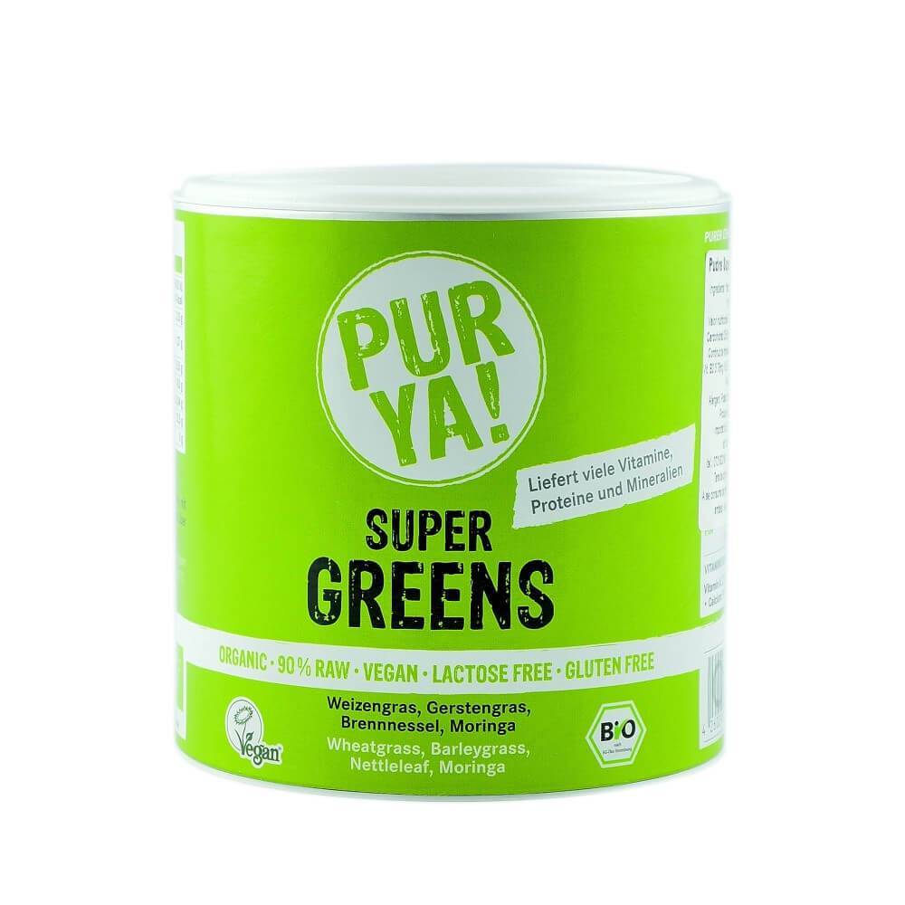 Super Greens  Raw  Bio  150g