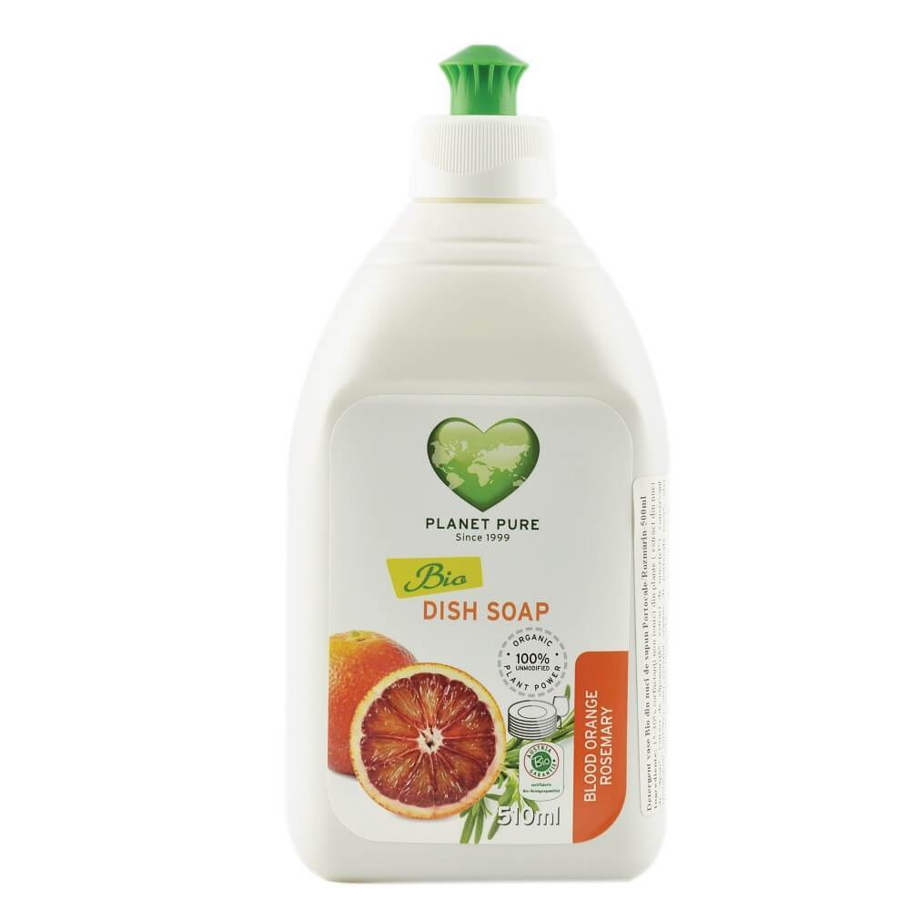 Detergent de vase blood orange, bio,  510ml